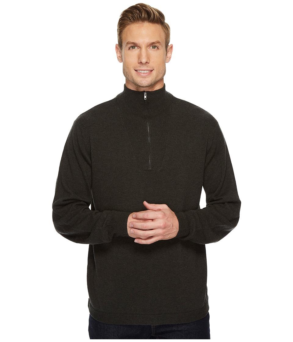 Stetson 1439 Wool Sweater Heather Grey (Grey) Men