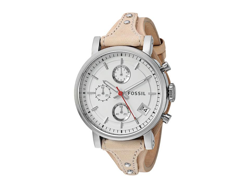 Fossil - Original Boyfriend Sport - ES4229 (Beige) Watches