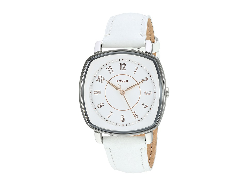 Fossil - Idealist - ES4216 (White) Watches