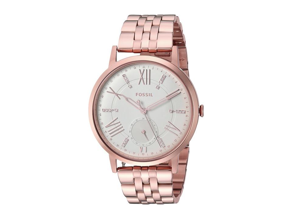 Fossil - Gazer - ES4246 (Rose Gold) Watches