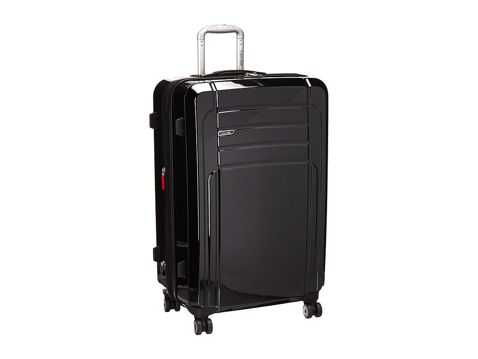 Calvin Klein - Rome 29 Upright Suitcase (Black) Luggage