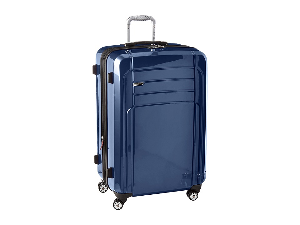 Calvin Klein - Rome 29 Upright Suitcase (Blue) Luggage