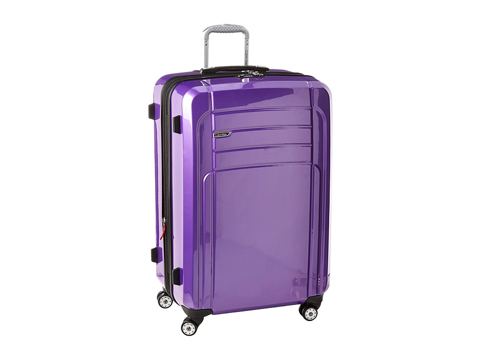 Calvin Klein - Rome 29 Upright Suitcase (Plum) Luggage
