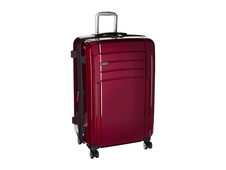 Calvin Klein - Rome 29 Upright Suitcase (Red) Luggage