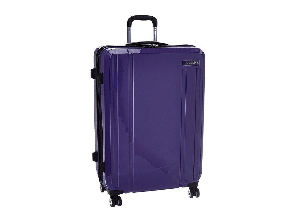 Calvin Klein - Beacon 28 Upright Suitcase (Blue) Luggage