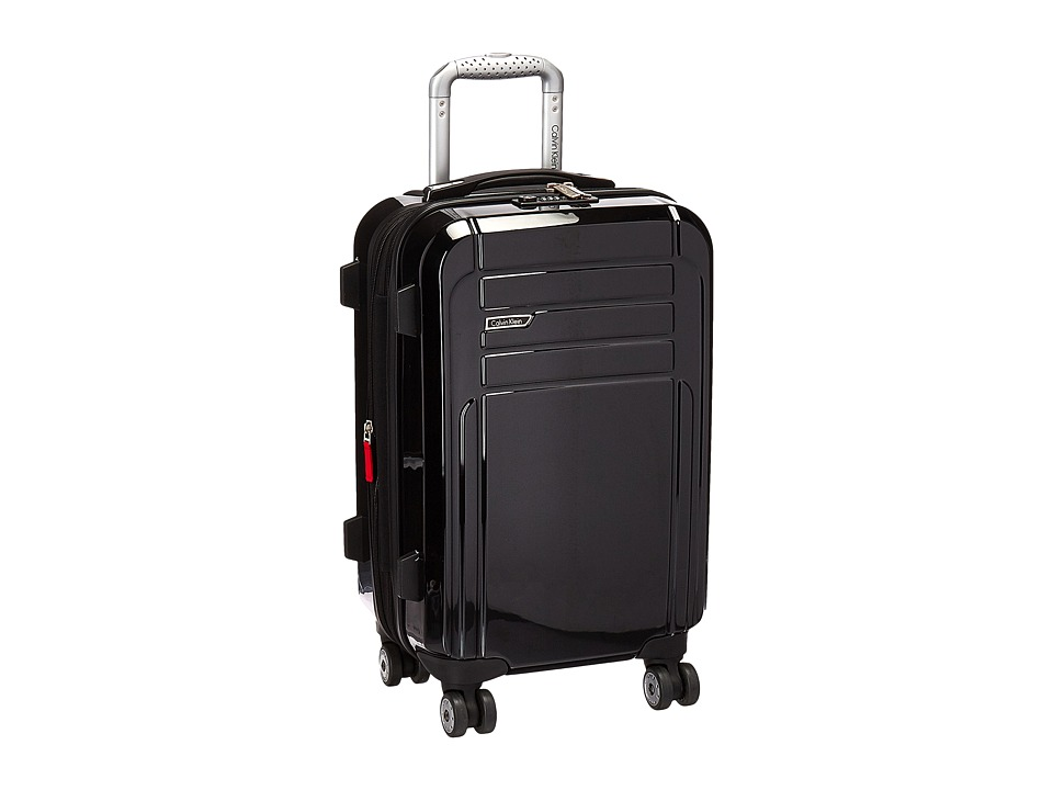Calvin Klein - Rome 21 Upright Suitcase (Black) Luggage