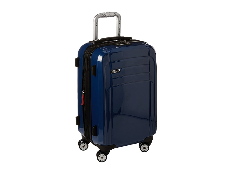 Calvin Klein - Rome 21 Upright Suitcase (Blue) Luggage