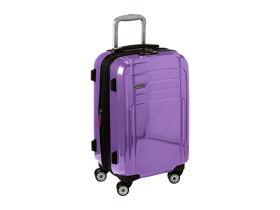 Calvin Klein - Rome 21 Upright Suitcase (Plum) Luggage