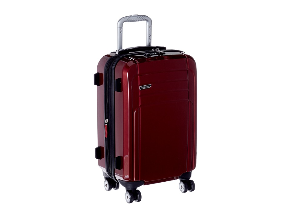 Calvin Klein - Rome 21 Upright Suitcase (Red) Luggage