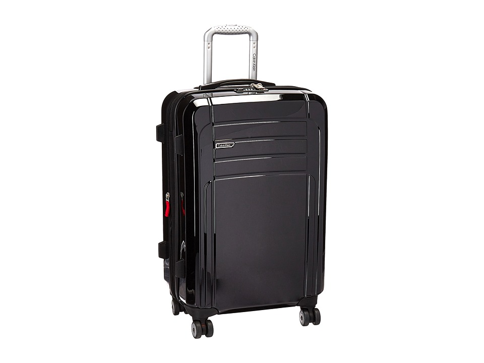 Calvin Klein - Rome 25 Upright Suitcase (Black) Luggage