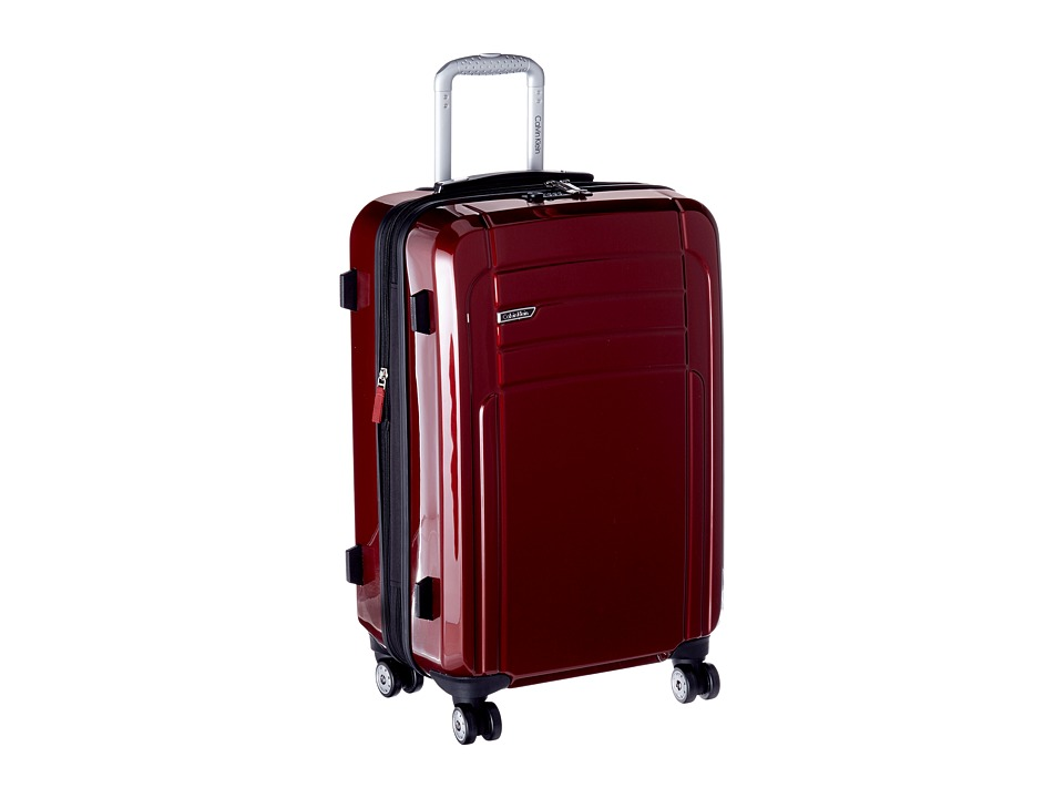 Calvin Klein - Rome 25 Upright Suitcase (Red) Luggage