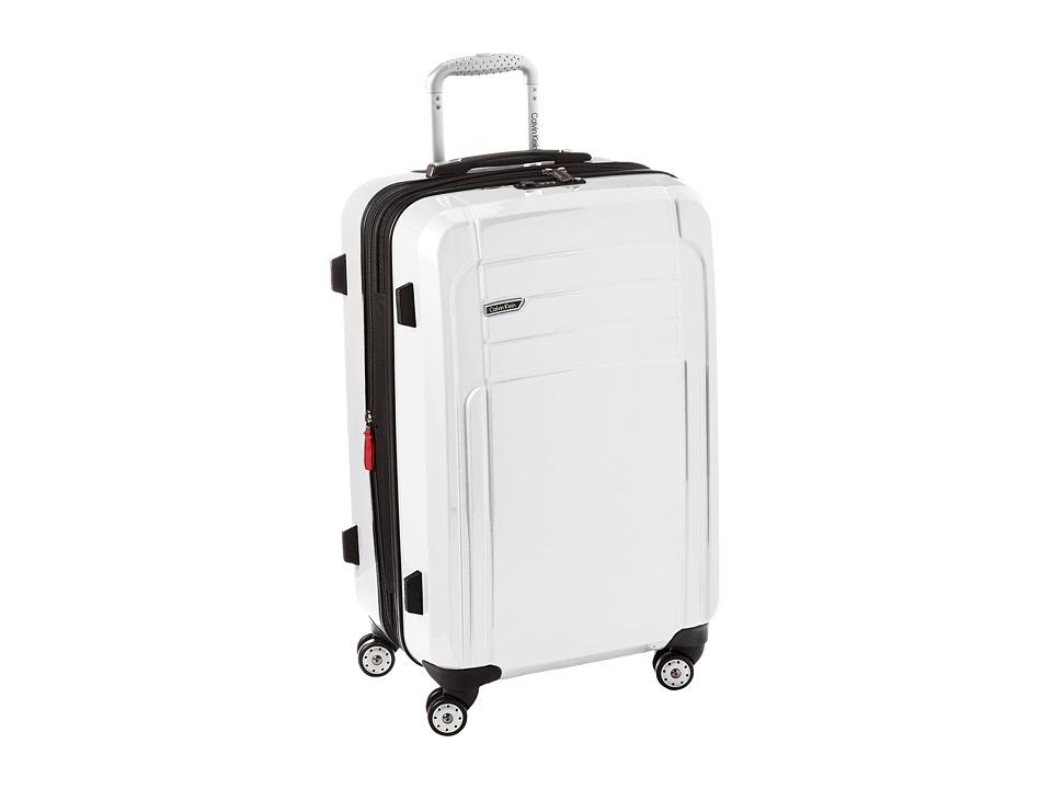 Calvin Klein - Rome 25 Upright Suitcase (White) Luggage