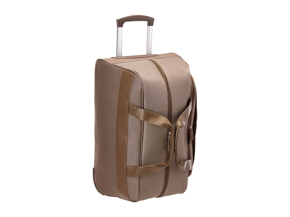 Calvin Klein - Whitehall Wheeled Duffel (Khaki) Duffel Bags