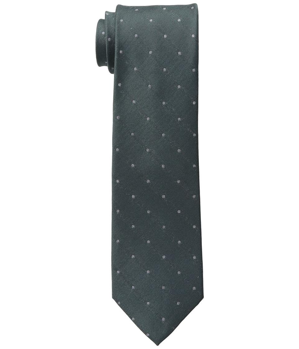 Calvin Klein - Reverse Dot (Mint) Ties