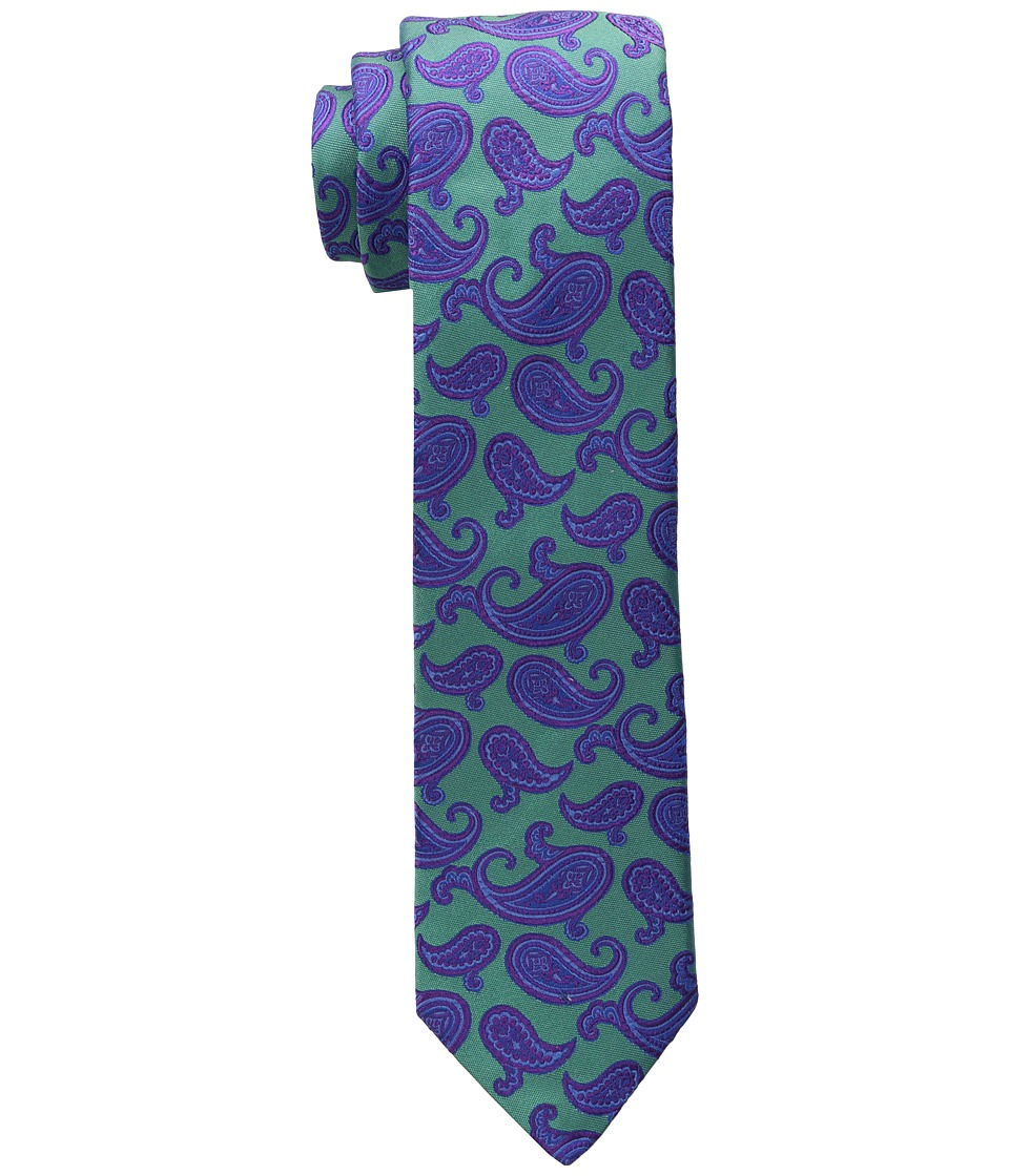 Ted Baker - Priscilla Paisley (Green) Ties