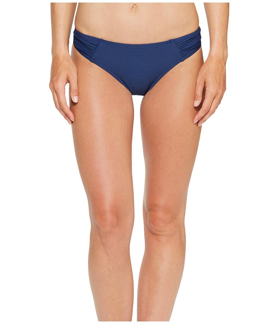 JETS by Jessika Allen Perspective Hipster Bikini Bottom (Indigo) Women