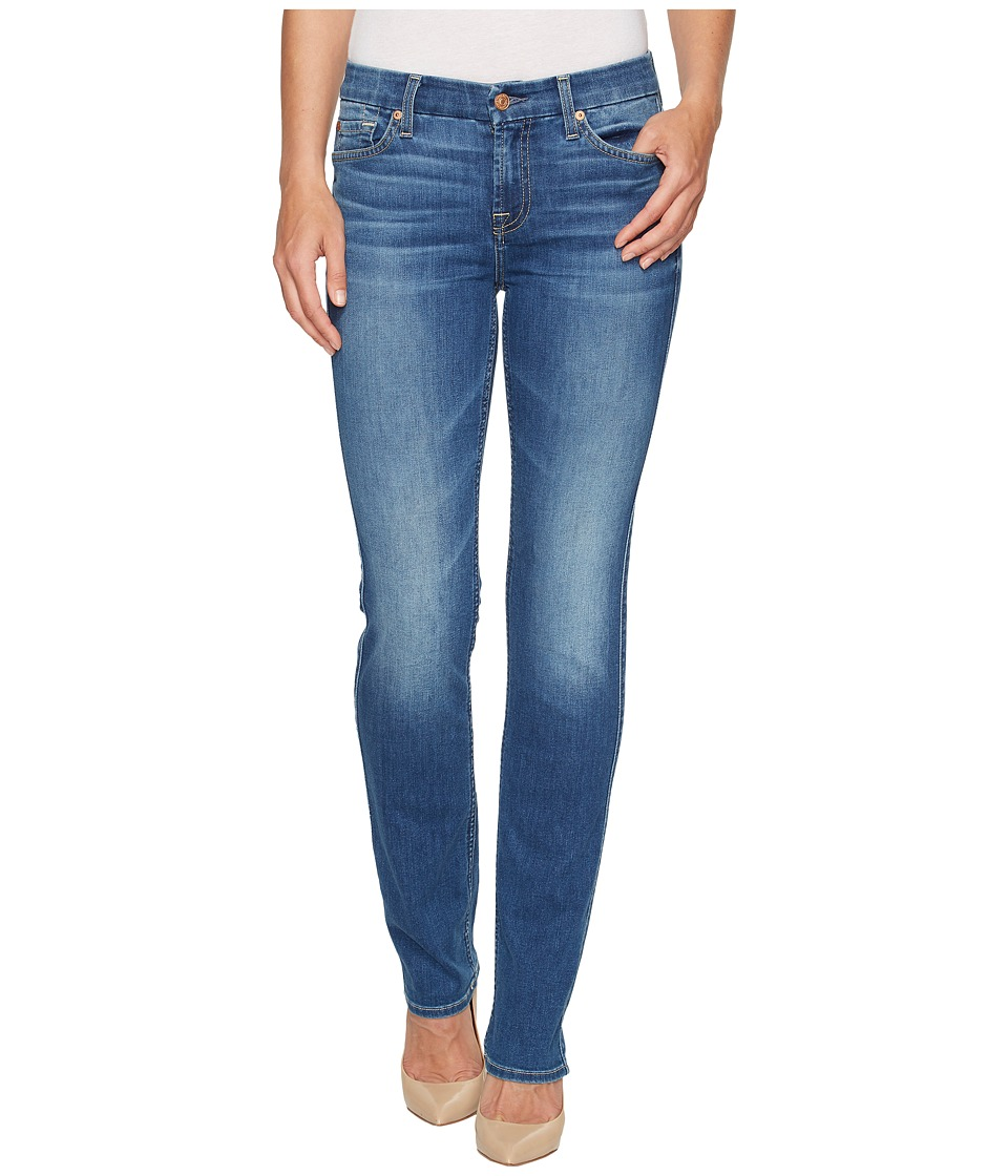 7 For All Mankind - Kimmie Straight Jeans in Bella Heritage (Bella Heritage) Women's Jeans