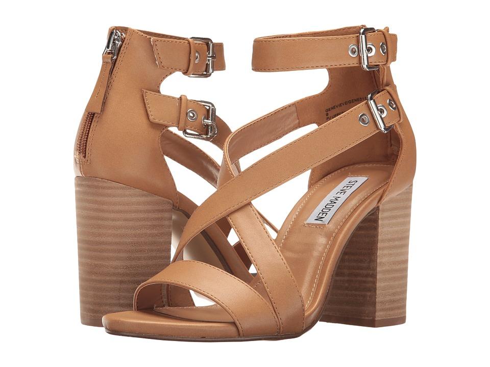 Steve Madden - Genevieve (Cognac) Women's Shoes