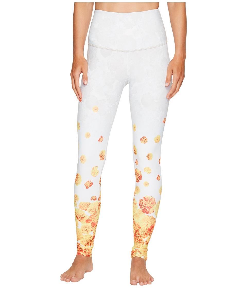 Onzie - High Rise Graphic Leggings (Varmala) Women's Casual Pants