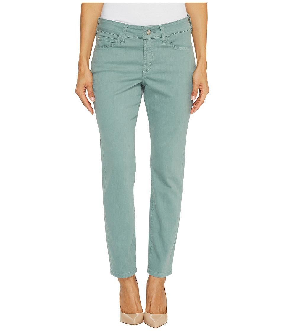 NYDJ Petite - Petite Alina Convertible Ankle in Calypso (Calypso) Women's Jeans
