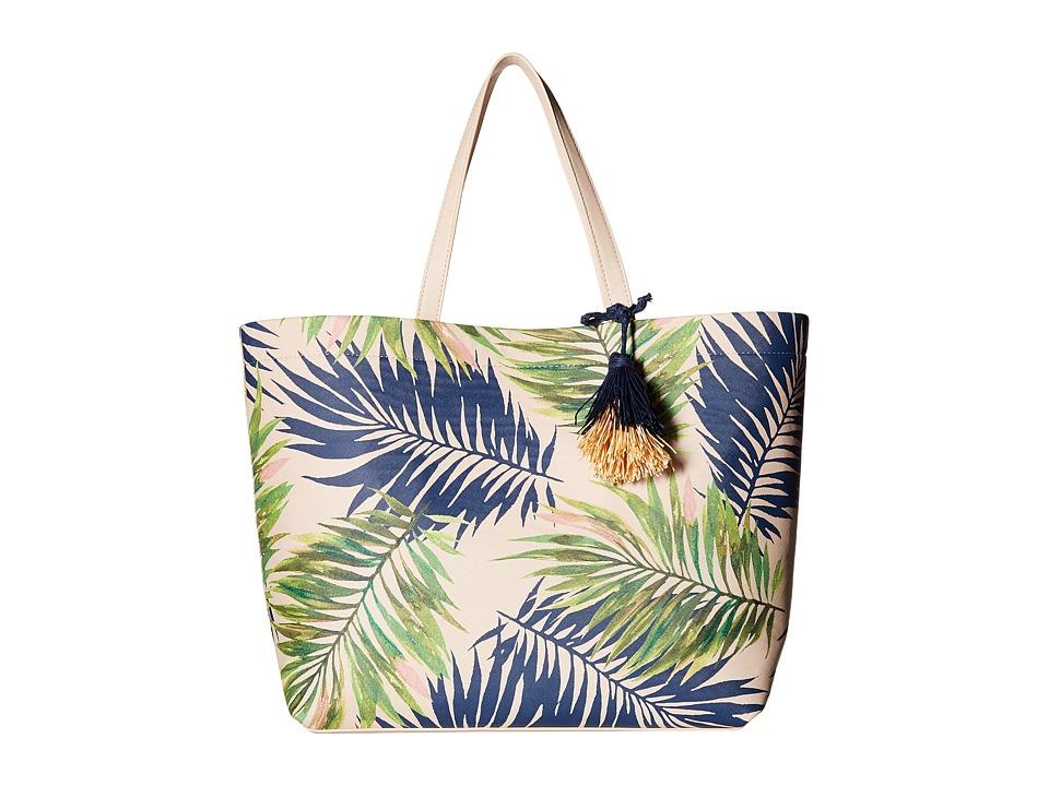 Deux Lux - Island Tote (Blush) Tote Handbags
