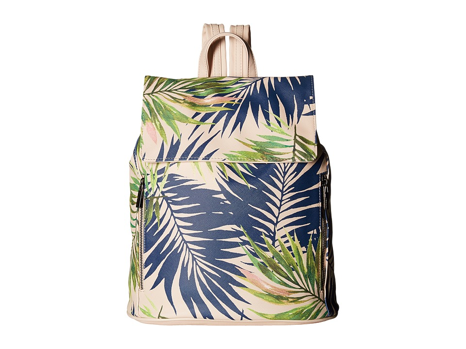 Deux Lux - Island Backpack (Blush) Backpack Bags