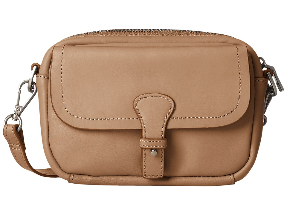 Liebeskind - Mailin (Peach Grey) Cross Body Handbags