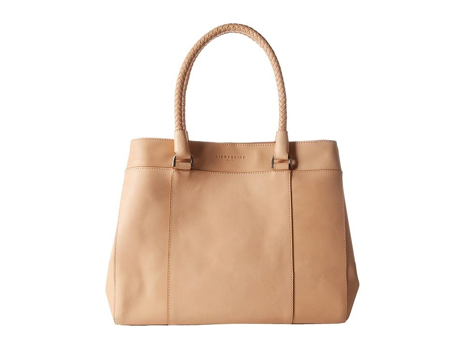 Liebeskind - Diva (Peach Grey) Tote Handbags