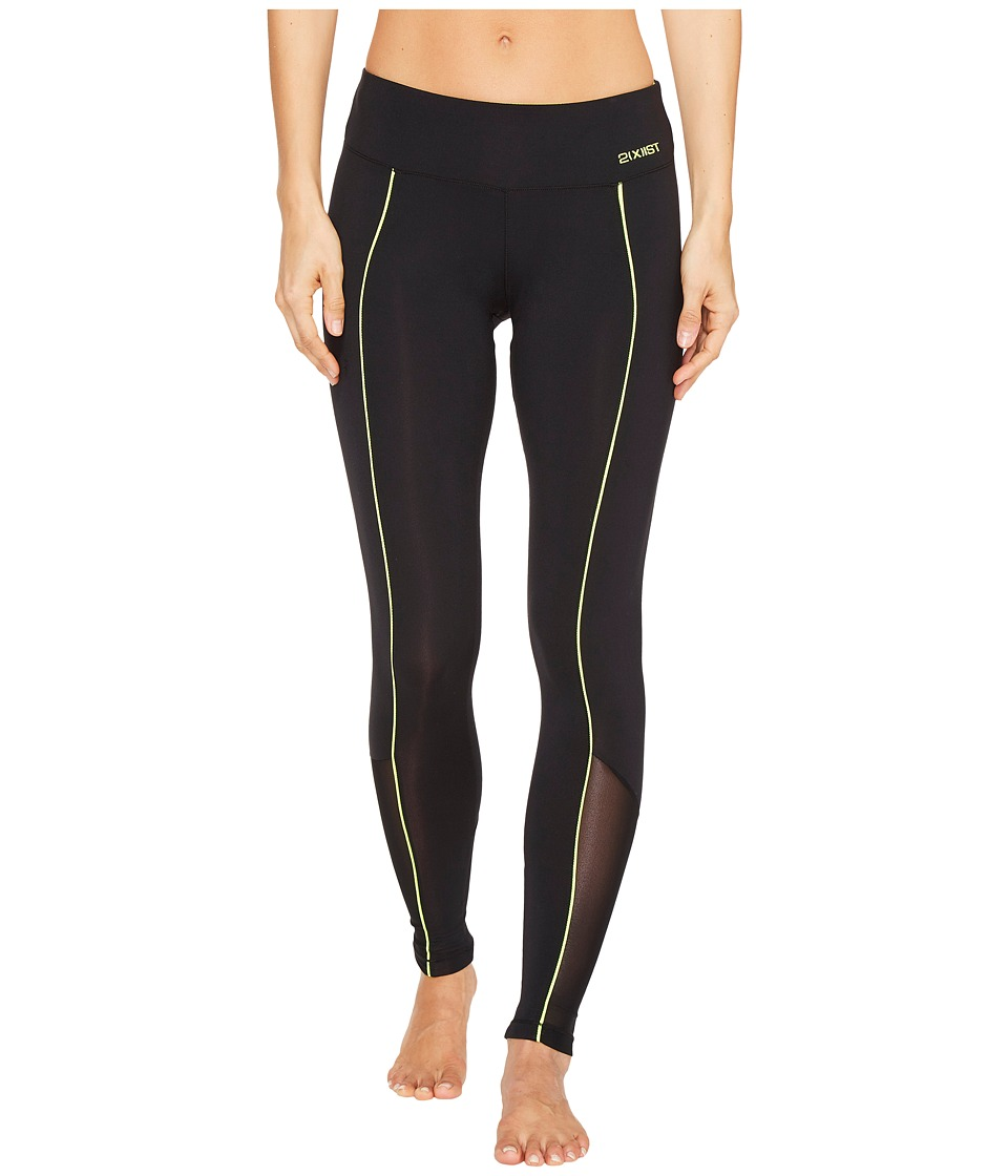 2(X)IST - Core Leggings (Black) Women's Casual Pants