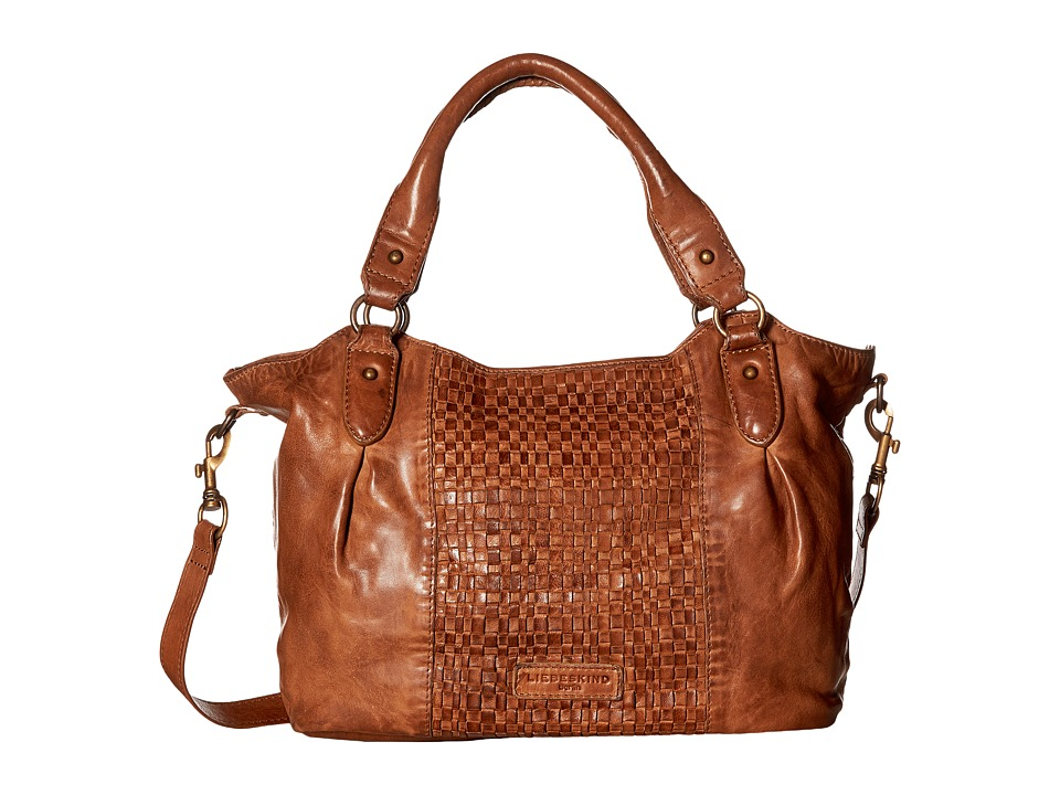 Liebeskind - Dominique (Cognac) Handbags