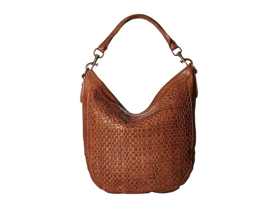 Liebeskind - Robin (Cognac) Handbags