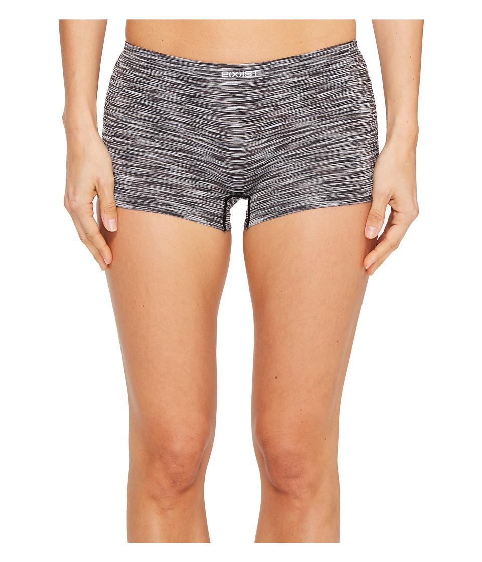 2(X)IST - Seamless Hipster (Charcoal) Women's Underwear