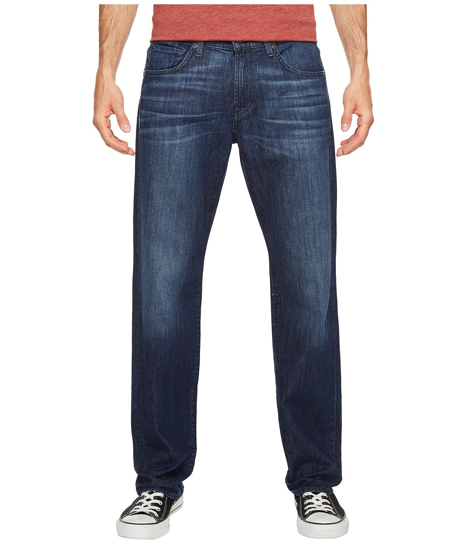 7 For All Mankind - Austyn Relaxed Straight in Ventura Nights (Ventura Nights) Men's Jeans