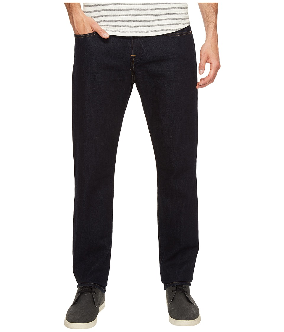 7 For All Mankind - The Straight in Classic Indigo (Classic Indigo) Men's Clothing