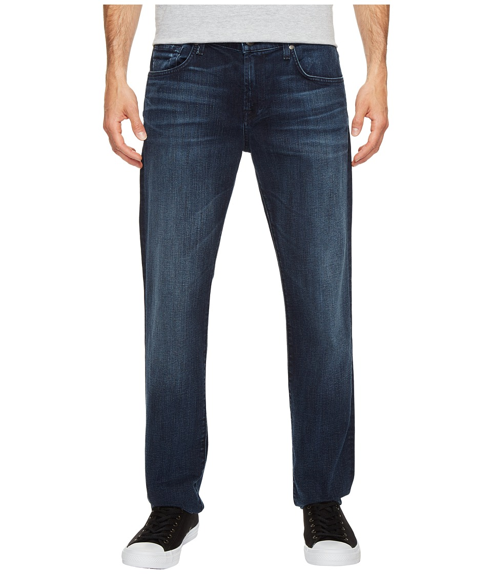 7 For All Mankind - The Straight in Alpha (Alpha) Men's Clothing