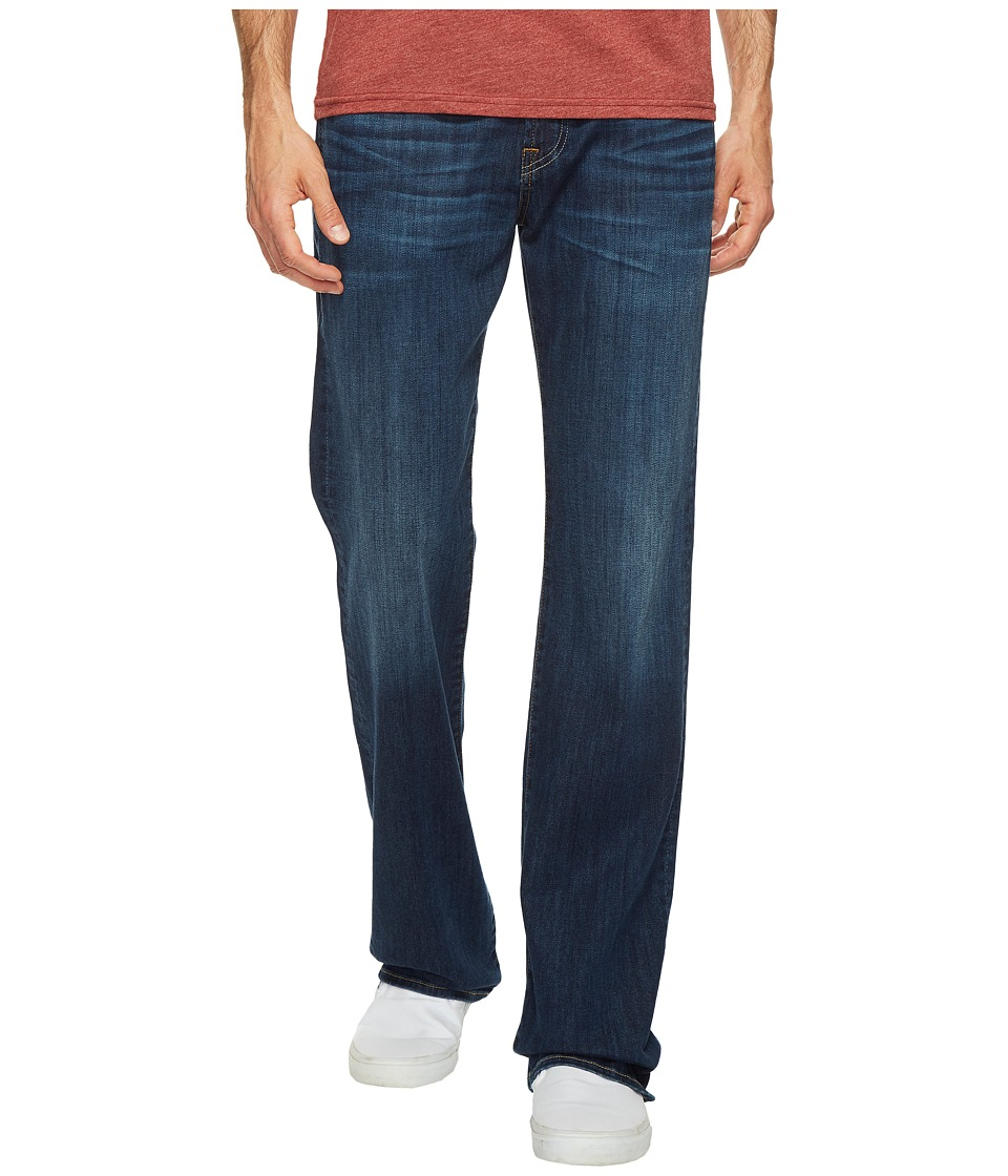 7 For All Mankind A Pocket Brett Bootcut in Voyage (Voyage) Men