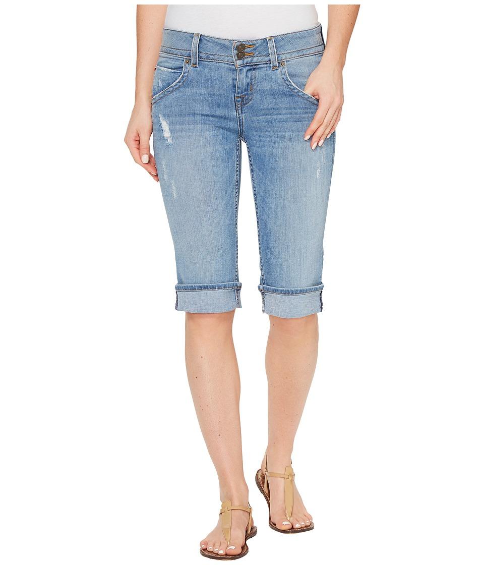 Hudson - Palerme Knee Shorts in Withdrawn (Withdrawn) Women's Shorts