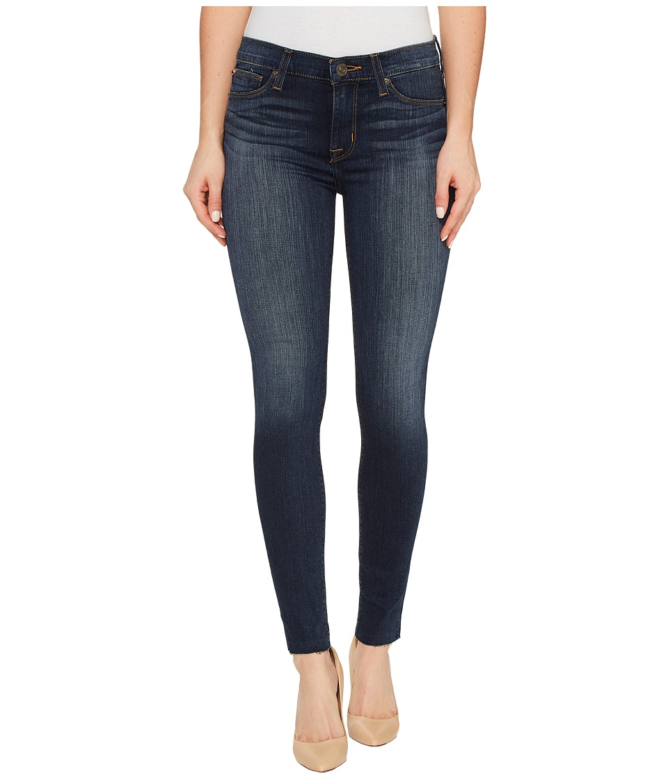Hudson - Nico Mid-Rise Ankle Super Skinny in Untold (Untold) Women's Jeans