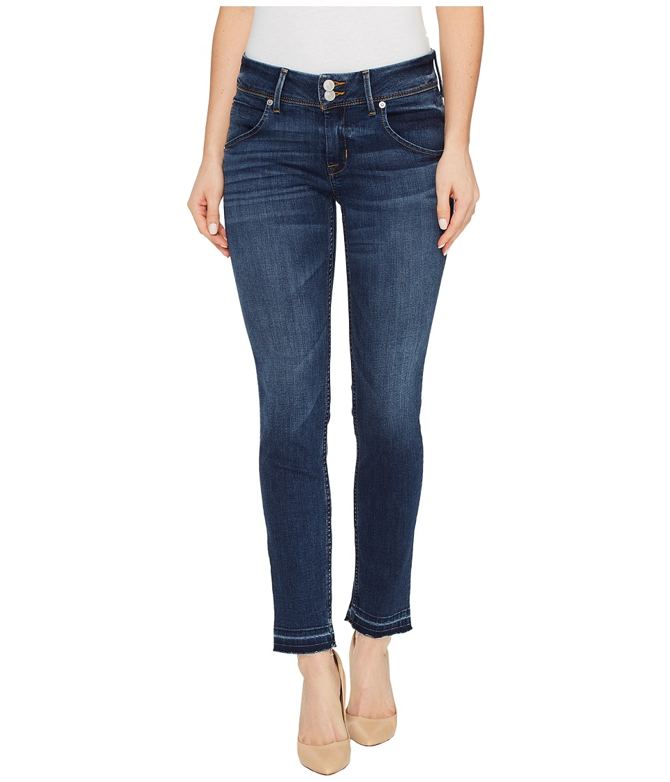 Hudson Collin Mid-Rise Crop Skinny in Factor (Factor) Women