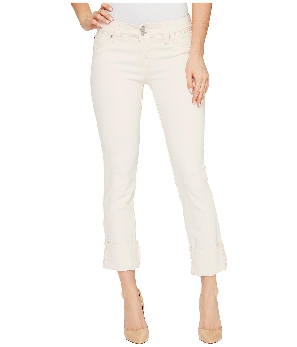 Hudson - Ginny Crop Straight with Cuff in Wild Rose (Wild Rose) Women's Jeans