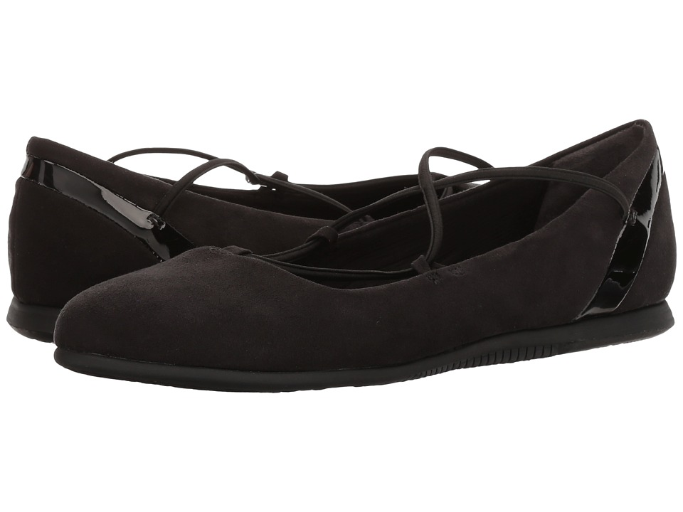 Dr. Scholl's - Result (Black Microfiber) Women's Shoes