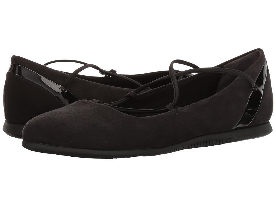 Dr. Scholl's - Result (Black Microfiber) Women's Shoes