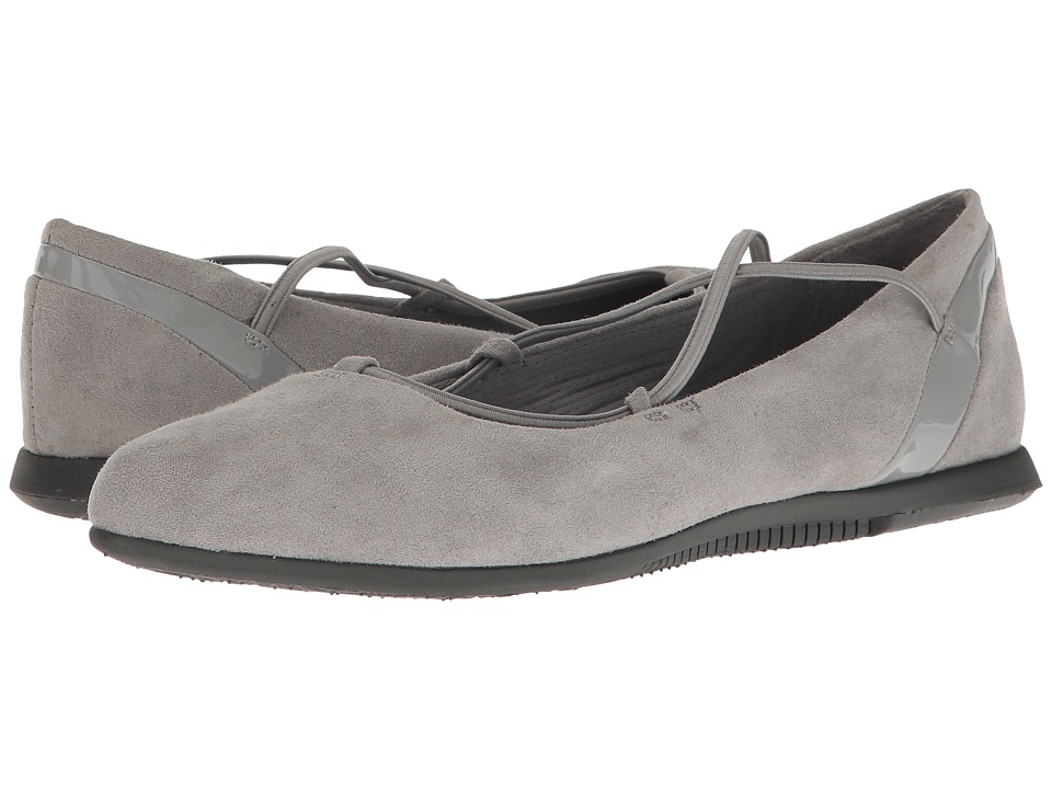 Dr. Scholl's - Result (Grey Microfiber) Women's Shoes