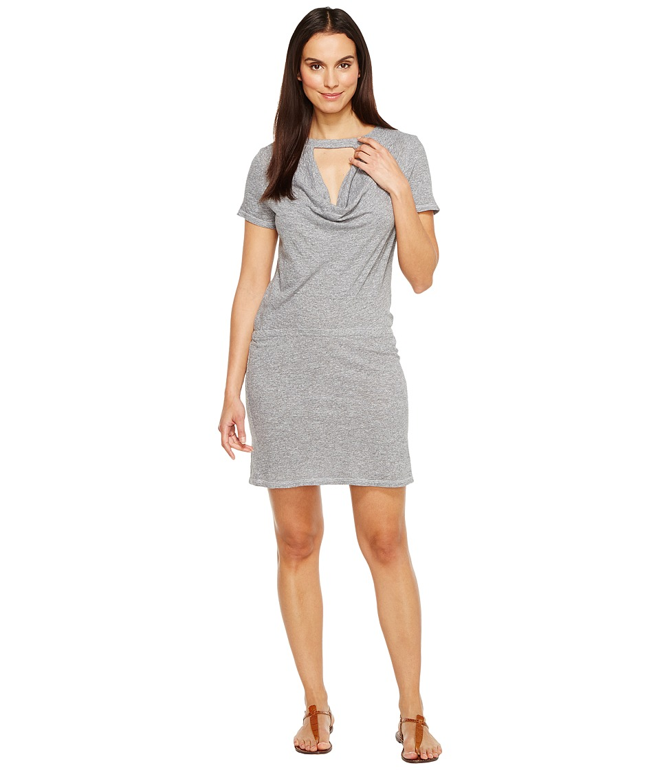 Lanston Drape Tee Dress