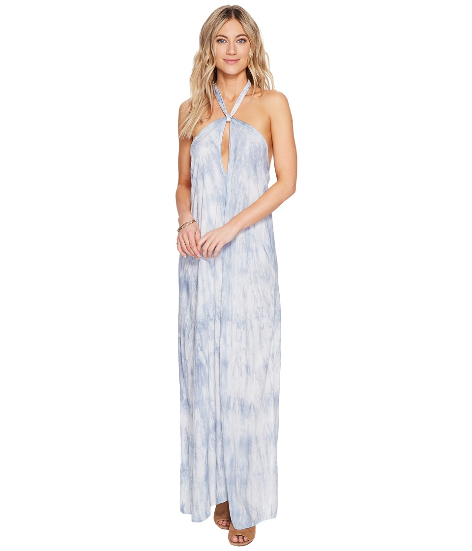 Billabong - Skys the Limit Dress (Dusty Sky) Women's Dress