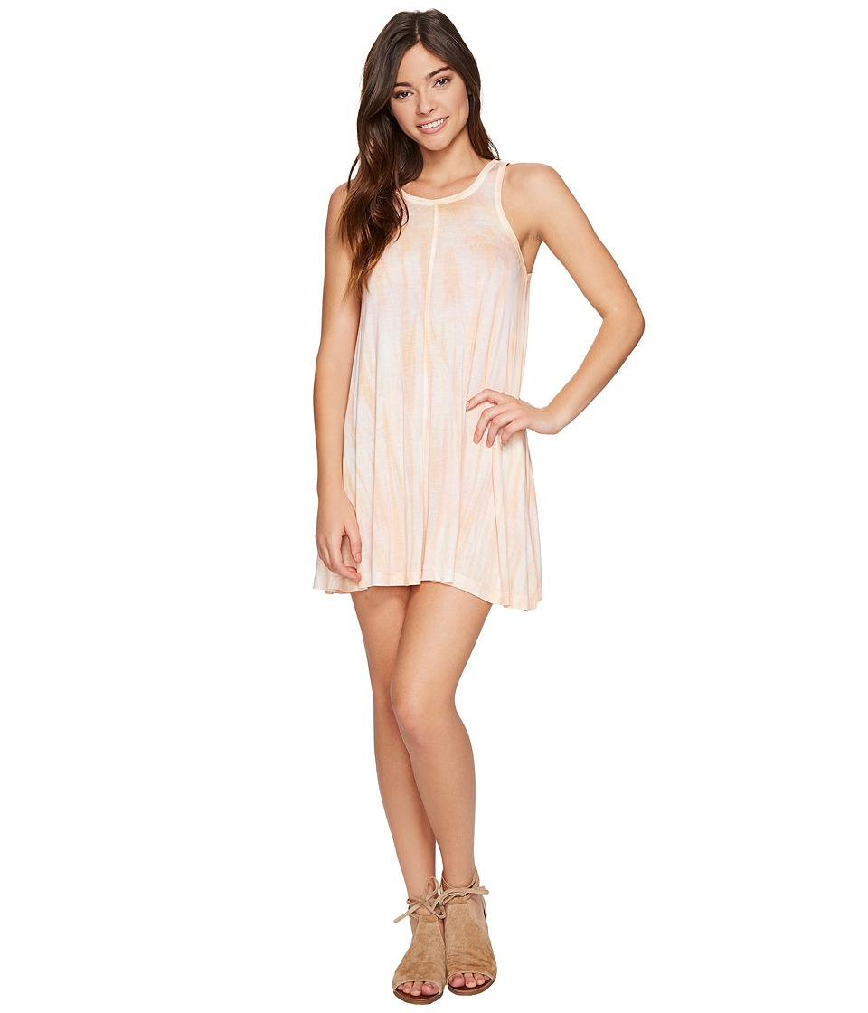 Billabong - Spirit Ride Dress (Sweet Rose) Women's Dress