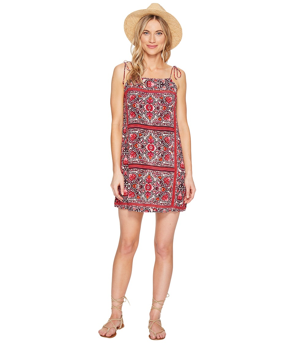 Billabong - Night Out Dress (Sangria) Women's Dress