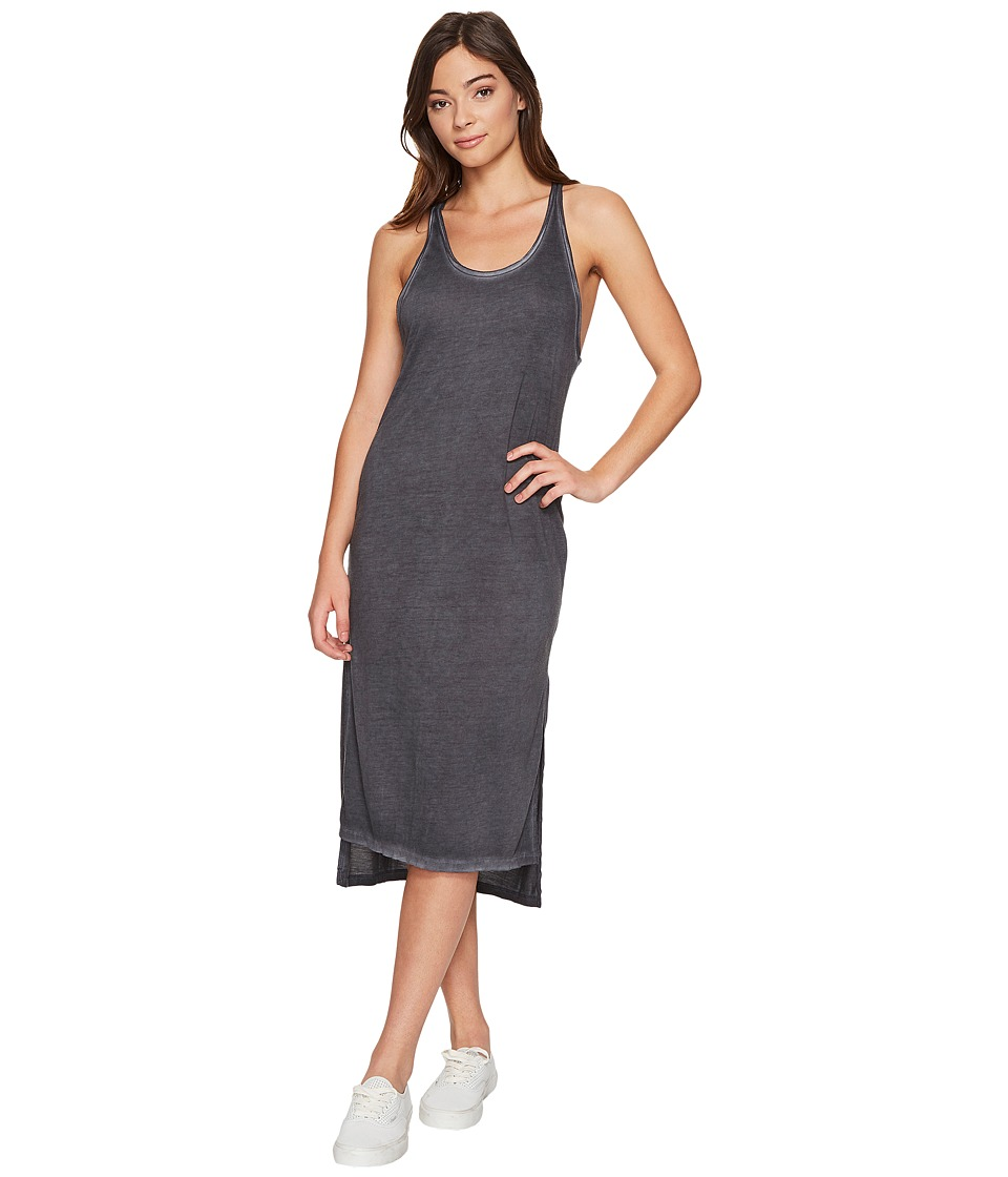 Billabong - Right Way Dress (Off-Black) Women's Dress