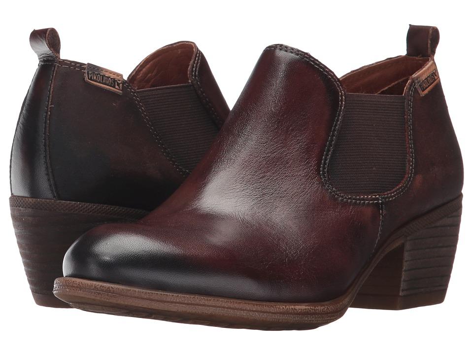 Pikolinos Baqueira W9M-5744 (Olmo) Women's Shoes