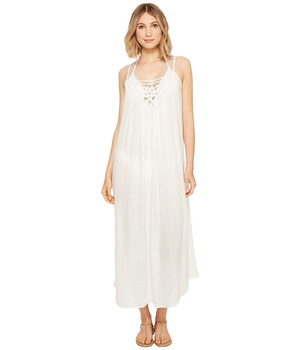 Billabong Sand Gypsy Maxi Dress Cover-Up (Cool Wip) Women